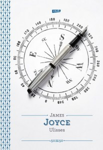 Ulisses, a obra mais famosa de Joyce.