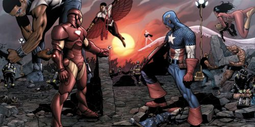 Guerra Civil Marvel Epub