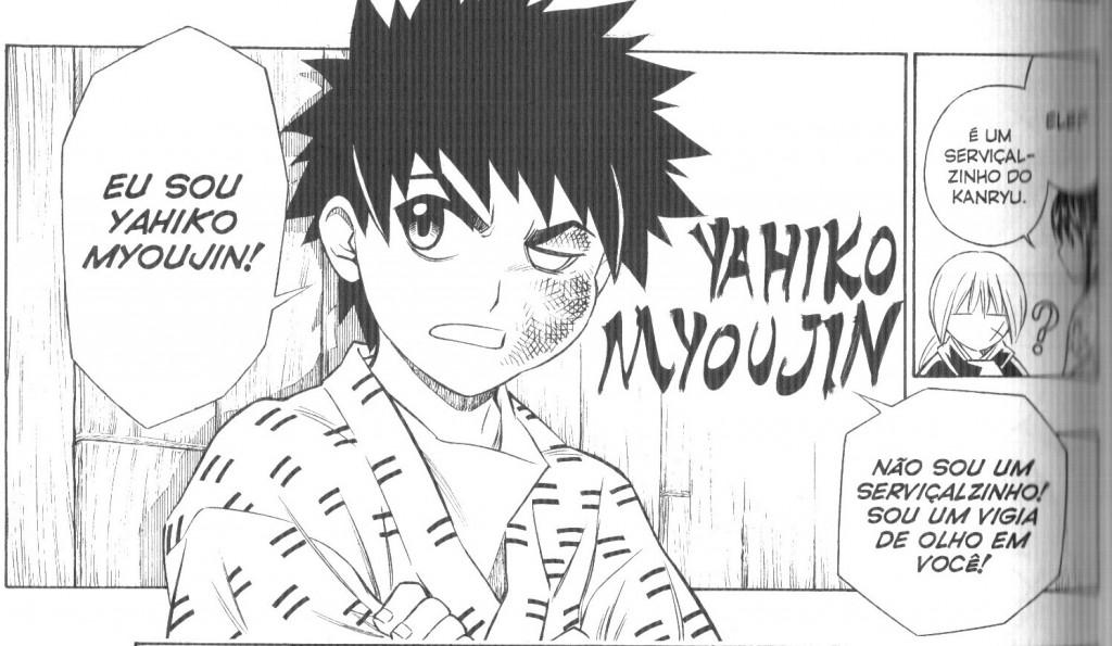Rurouni Kenshin Tokuitsuban - Yahiko