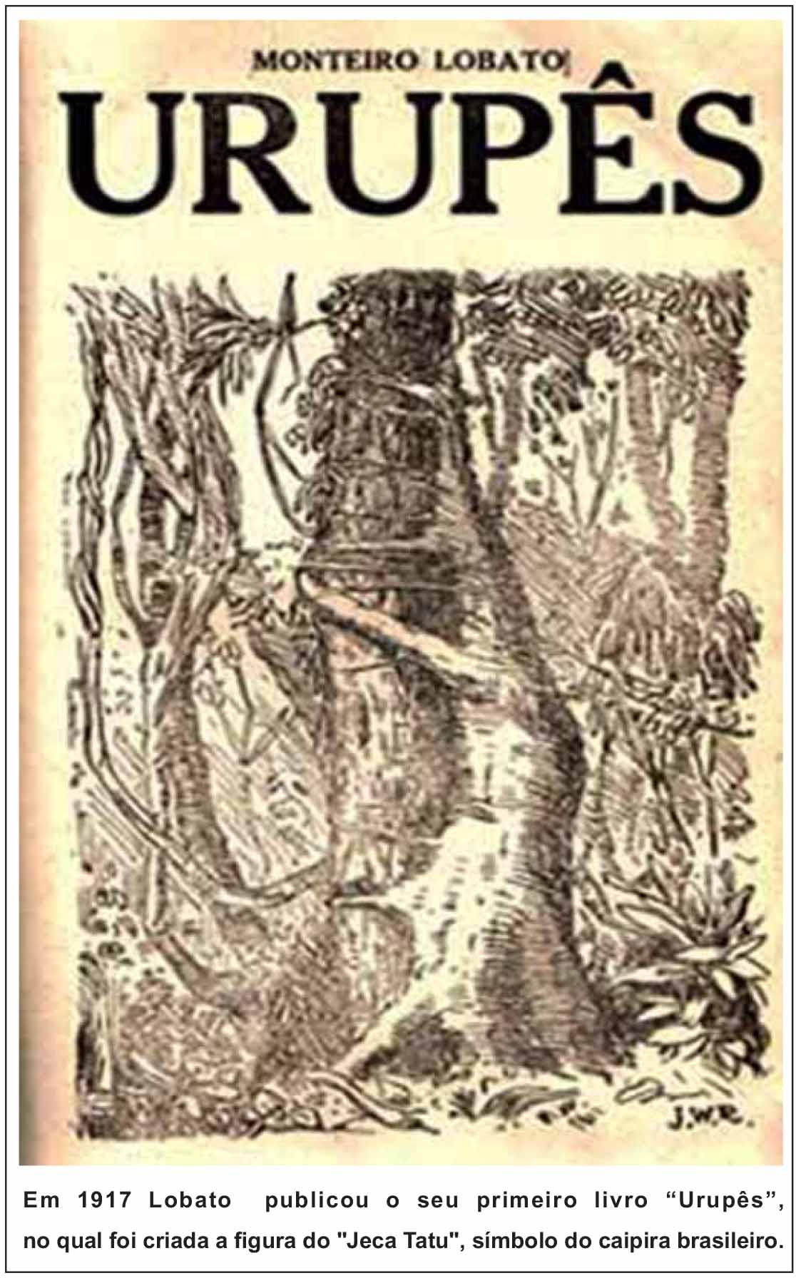 urupês-monteiro-lobato