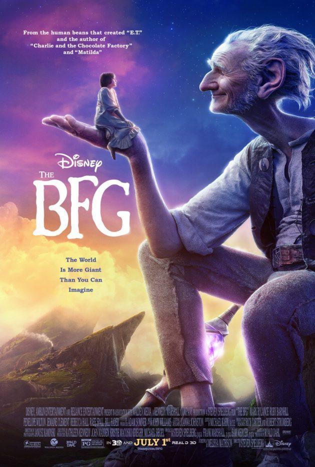 o-bom-gigante-amigo-cartaz