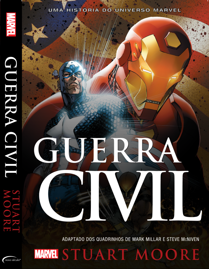 Guerra Civil capa