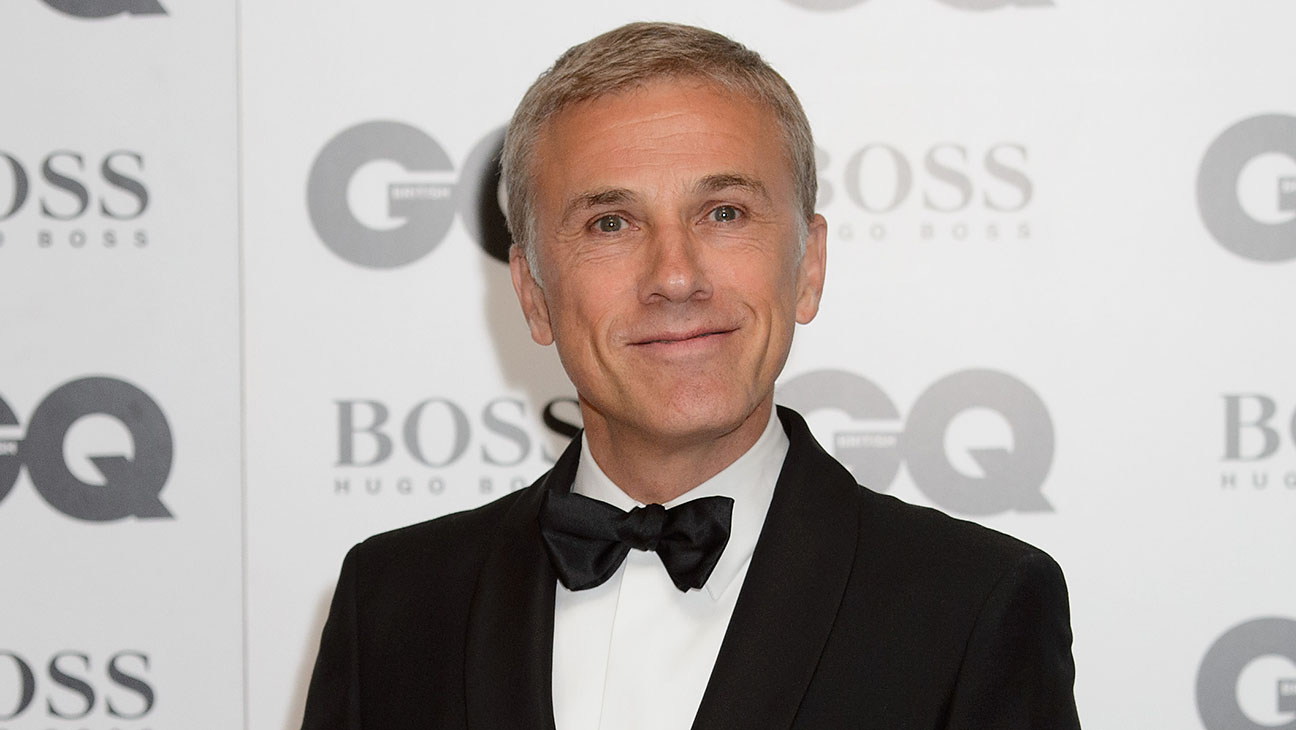 Christoph Waltz poses for photographers at the GQ Men of the Year Awards 2015 at a central London venue, London, Tuesday, Sept. 8, 2015. (Photo by Jonathan Short/Invision/AP)