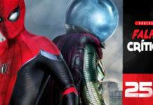 Podcast Falha Crítica 252 - Longe de Casa... E o futuro da Marvel