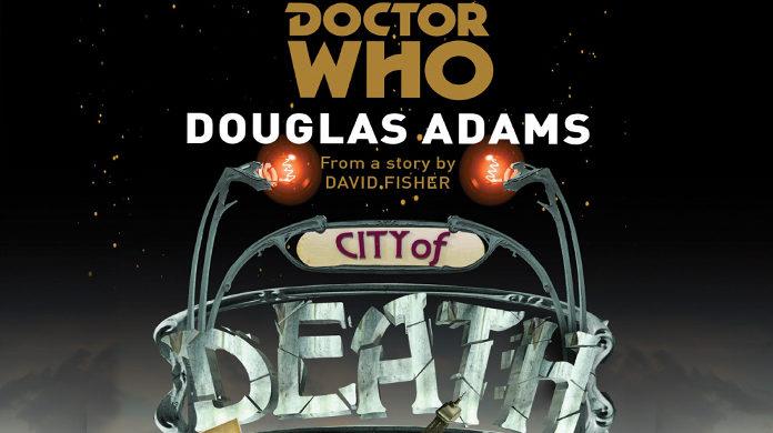 [Resenha] Doctor Who: Cidade da Morte - Douglas Adams