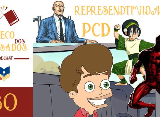 Boteco dos Versados 30 – Representatividade PCD