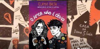 [Resenha] O Amor Não É Óbvio – Elayne Baeta