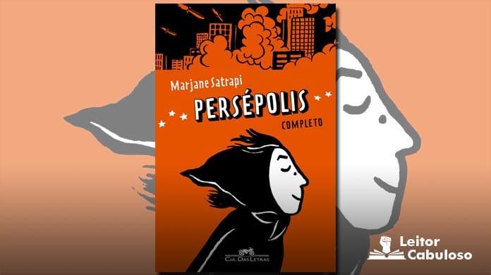 [Resenha] Persépolis – Marjane Satrapi