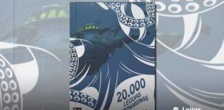 [Resenha] 20.000 Léguas Submarinas – Jules Verne