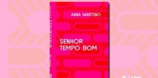 [Resenha] Senhor Tempo Bom - Anna Martino