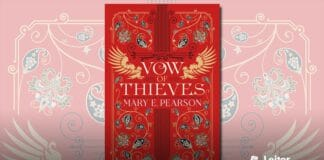 [Resenha] Vow of Thieves – Mary E. Pearson