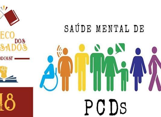 Boteco dos Versados 48 - Saúde Mental de PCDs