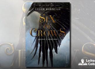 [Resenha] Six of Crows: Sangue e Mentiras