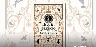[Resenha] O Silêncio da Casa Fria – Laura Purcell