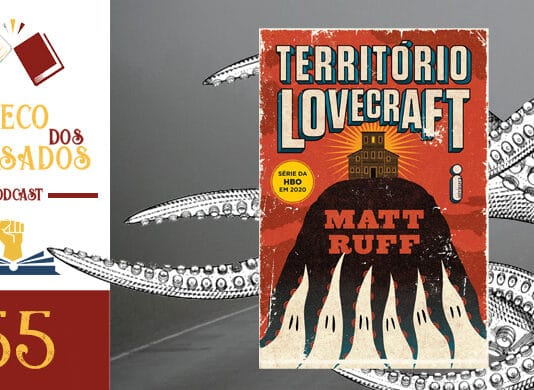 Boteco dos Versados 55 - Território Lovecraft
