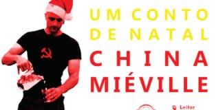 Imagem de capa. Um conto de Natal. China Miéville. Pindorama. Podcast.