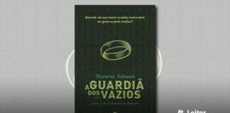 [Resenha] A Guardiã dos Vazios – Victoria Schwab