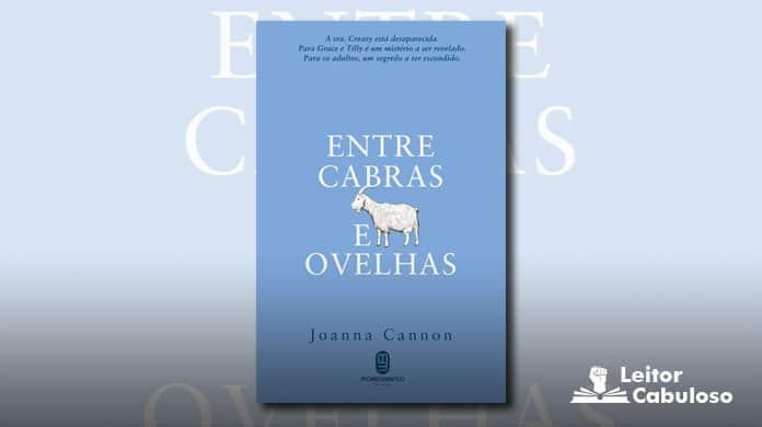 [Resenha] Entre Cabras e Ovelhas – Joanna Cannon